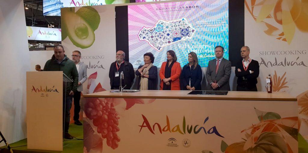 Congreso Gastronómico Andalucía Sabor