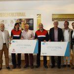 Down Málaga y Cáritas Diocesana de Málaga reciben la ayuda solidaria  de la Fundación Mahou San Miguel