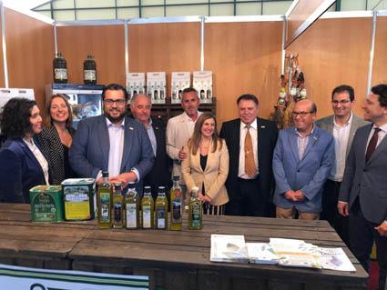concurso aceite provincia Cádiz
