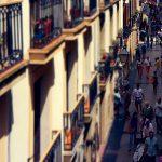La población en Andalucía supera las 8.410.000 personas