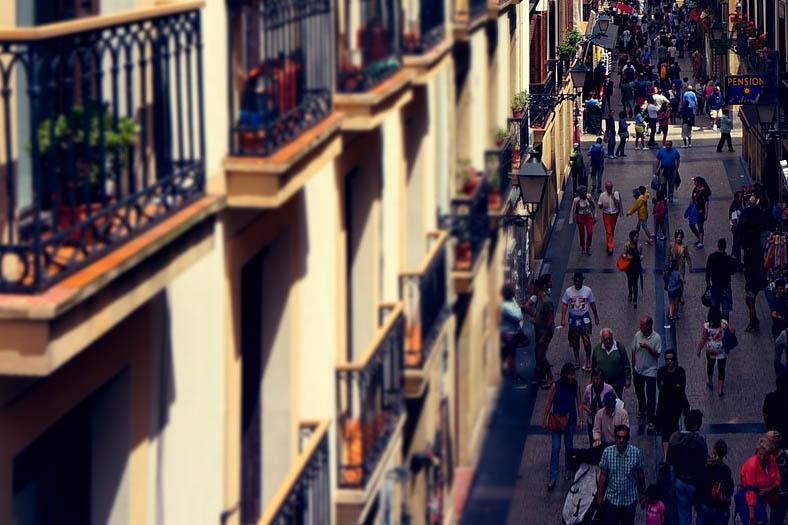 población Andalucía