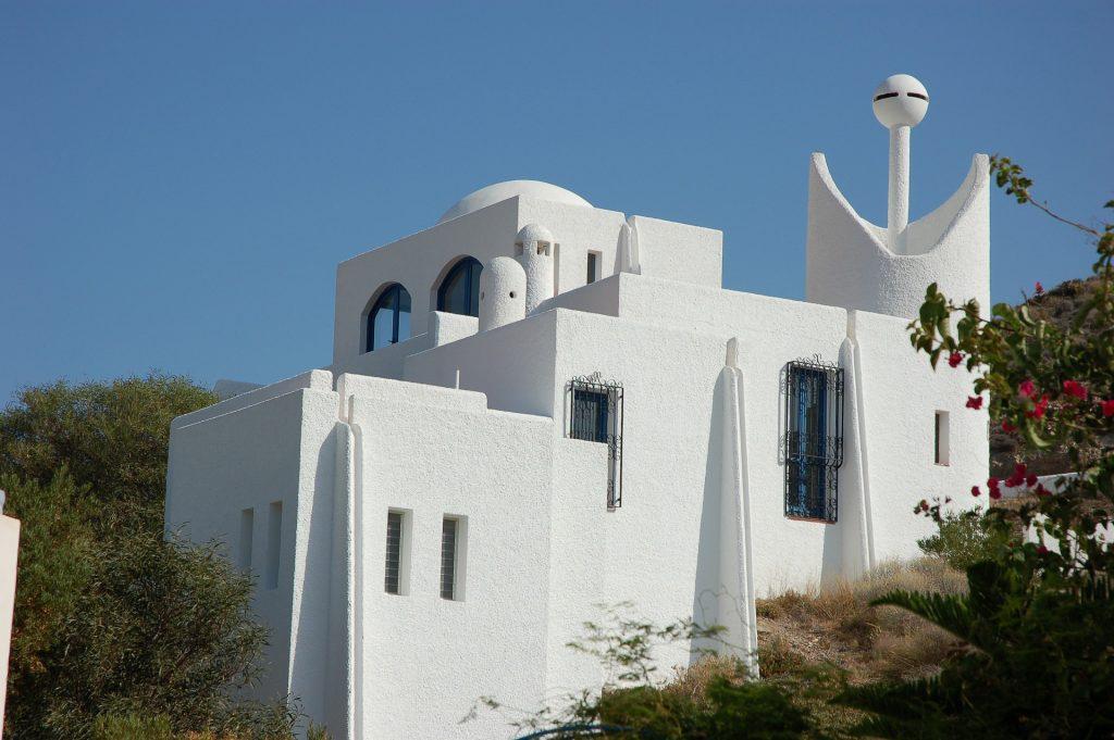 vivienda en la costa Almería