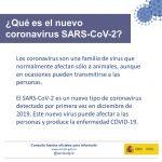 Preguntas y respuestas sobre el nuevo coronavirus (COVID-19)