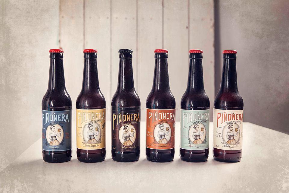 Cervezas artesanas de Cádiz: Cervezas La Piñoera de Puerto Real | Soy Andalucía